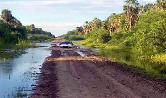 Alto Paraguay calles