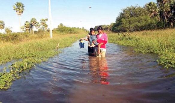 Alto Paraguay gente
